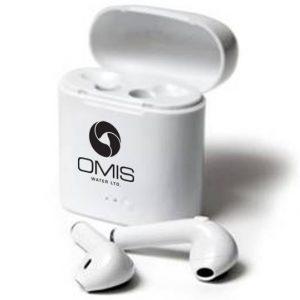 אוזניותת קטנות בקופסה